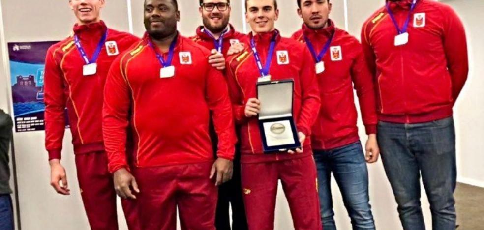 Cienfuegos, plata con España en la Copa de Europa