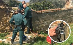 La Guardia Civil no encuentra nuevas pistas sobre Francisca Cadenas en los pozos de Hornachos