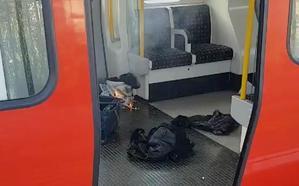 El presunto autor del atentado en el metro de Londres «odiaba» a Reino Unido