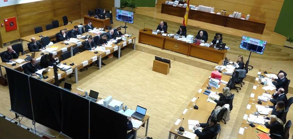 Hacienda bloqueó tres millones a los 117 acusados de blanqueo