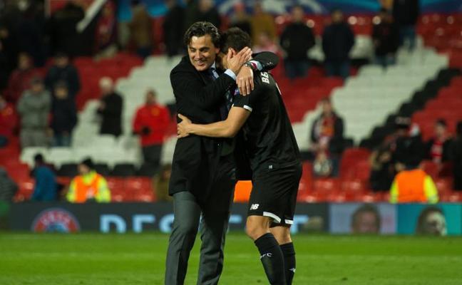 Montella: «Hemos ganado a un rival extraordinario con mérito»