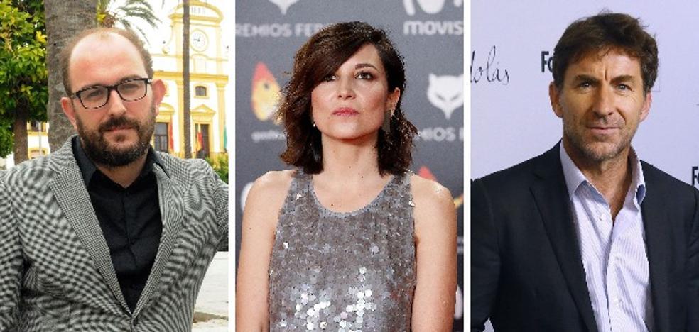 Los San Pancracio premian a Antonio de la Torre, Marian Álvarez y el director Borja Cobeaga