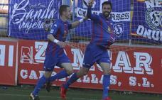 Enric Gallego, el goleador azulgrana de Martín Vázquez