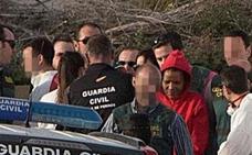La Guardia Civil halla el hacha con la que Ana Quezada golpeó a Gabriel