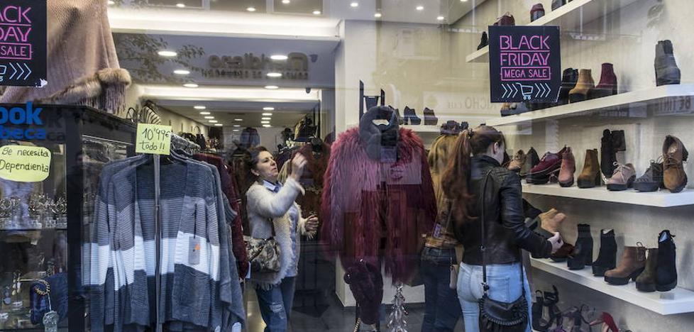 Las ventas del comercio minoristas crecen un 3,5% en Extremadura