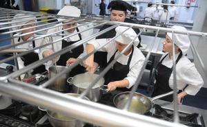 La Escuela de Hostelería abrirá su restaurante al público el día 5 de abril