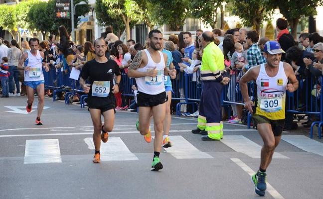 1.300 atletas competirán en la maratón y media maratón de Badajoz