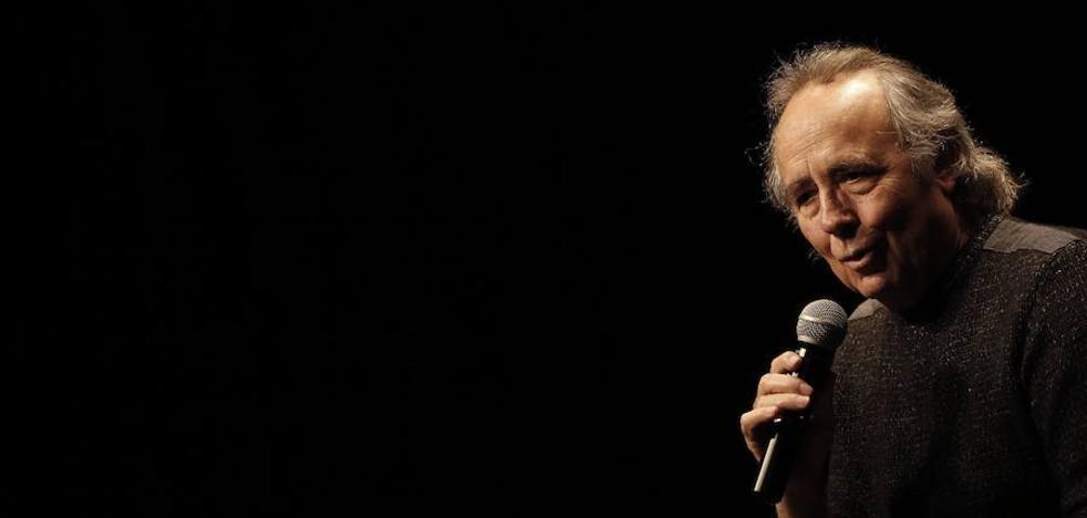 Serrat agota las entradas para su concierto en Mérida