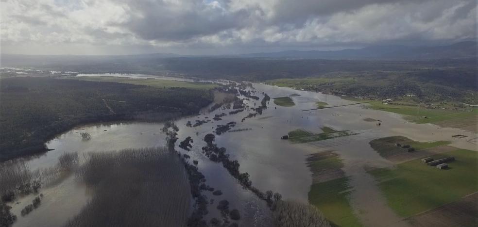 Asaja responsabiliza a la CHT de los daños provocados por las inundaciones en La Vera