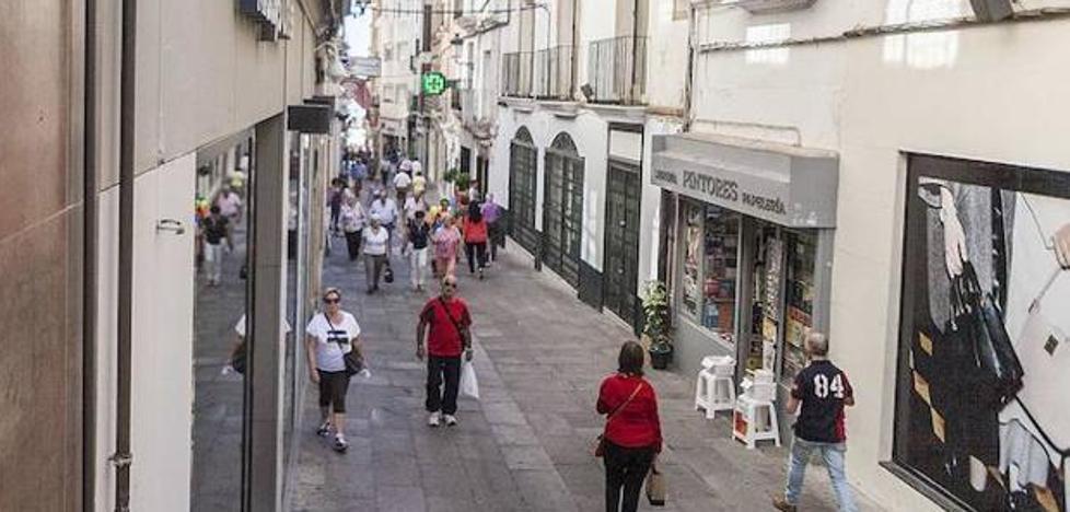 El Ayuntamiento de Cáceres dará ayudas para los gastos de apertura de nuevos negocios