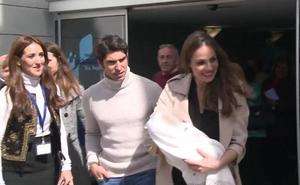 Cayetano Rivera habla del encuentro de Lucía y Cayetano junior