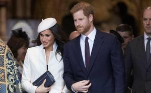 Isabel II da su consentimiento al matrimonio de Enrique y Meghan Markle