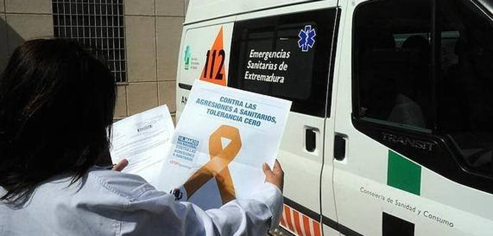 Extremadura sigue a la cabeza del país en las agresiones a médicos