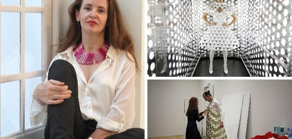 Myriam Hurtado, la arquitecta de la moda