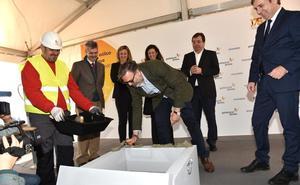 El parque eólico de Plasencia empezará a producir energía este mismo año