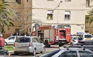 Hallan en un piso de Badajoz a un anciano fallecido hace varios días