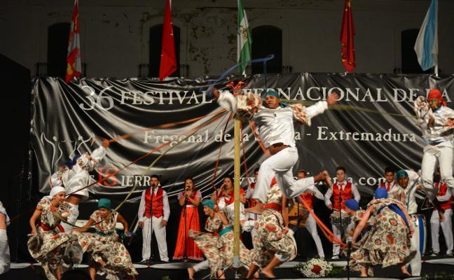 Fregenal disfruta de la declaración de su festival como de Interés Turístico Nacional