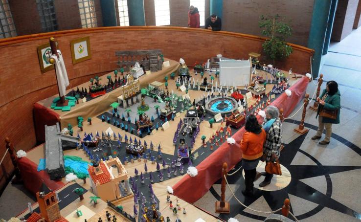 La Semana Santa de Mérida vista por los alumnos del Colegio Josefinas