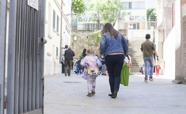 Las plazas para el alumnado de 0 a 3 años podrán solicitarse del 9 al 20 de abril