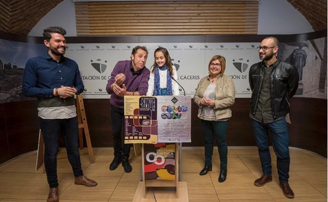 'Cultura en familia' llevará cine, teatro y música a 26 municipios de la provincia de Cáceres