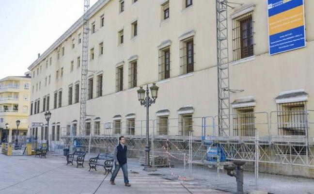 Fragoso considera que Gallardo se «contradice a sí mismo» con la licitación del Hospital Provincial