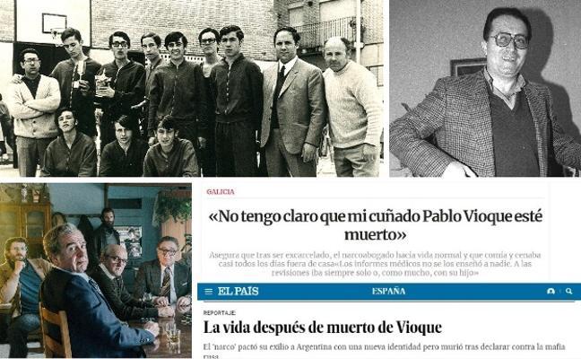 La leyenda de que Vioque, el narcoabogado de Cáceres, sigue vivo