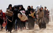 Las violaciones y otros abusos sexuales de las fuerzas gubernamentales sirias y aliadas son generalizadas