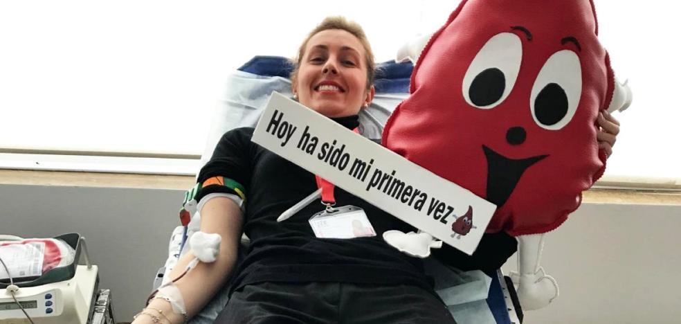 Más de 350 donantes impulsan el reto 'gota a gota'