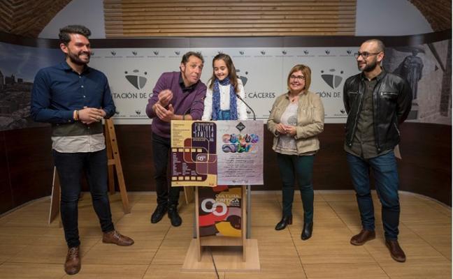 La Diputación pone en marcha 'Cultura en familia' y 'Muro crítico'