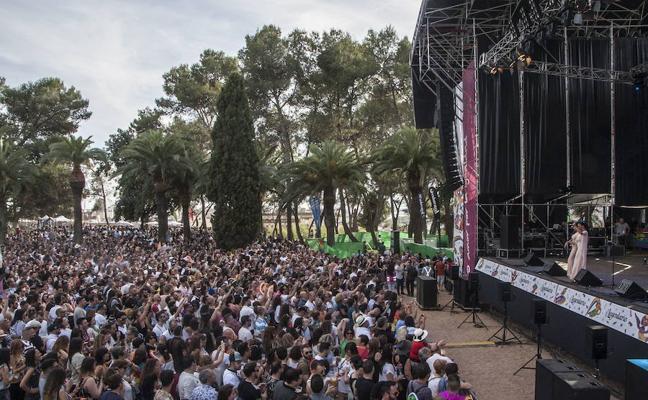 Amigos de Badajoz critica el uso de La Alcazaba como escenario de festivales