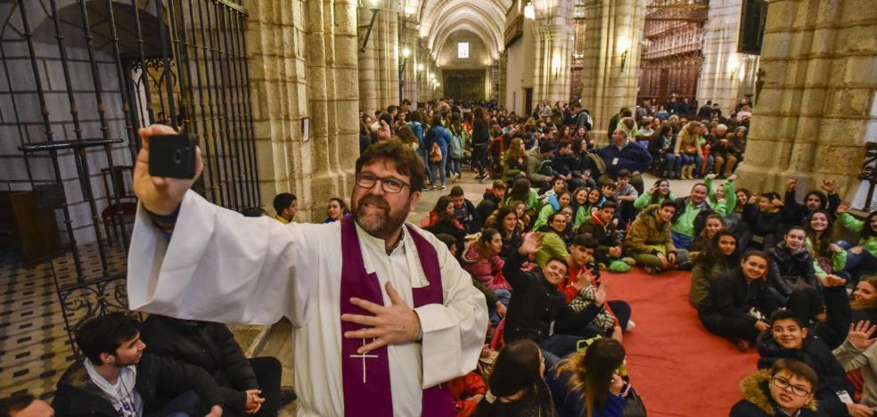 Los jóvenes cristianos se reúnen en Badajoz