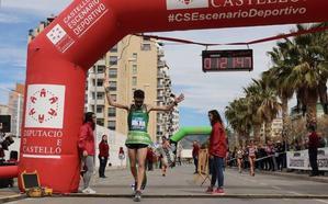 El llerenense Álvaro Martín, campeón de España de 20 kilómetros marcha