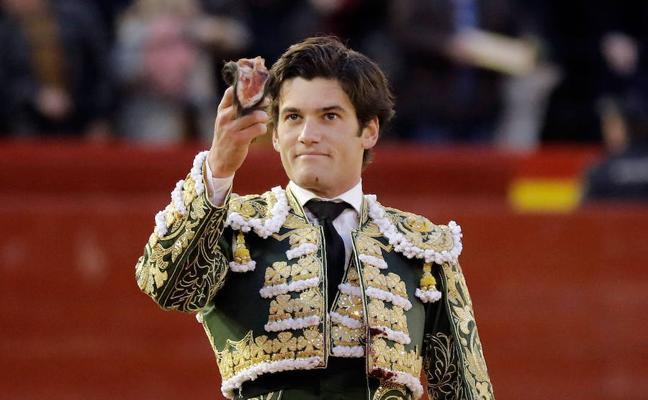 El extremeño José Garrido sustituye a Paco Ureña en Fitero, tras el percance en Fallas