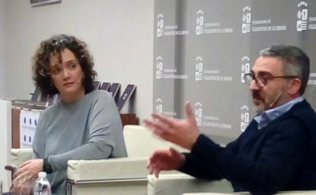 El villanovense Diego González presenta su tercera novela