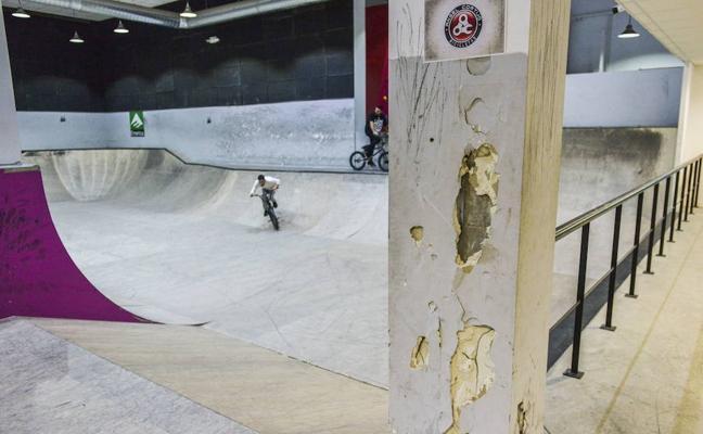 13.000 euros para reformar el skate de la Factoría Joven de Badajoz