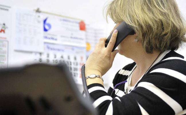 El Teléfono de la Esperanza de Badajoz atendió 5.000 llamadas