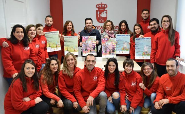 Programan actividades de ocio juvenil para la Semana Santa de Don Benito