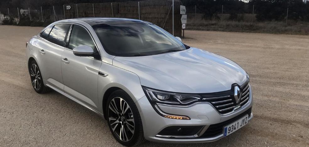 El Renault Talisman mejora en estabilidad gracias a la dirección en las cuatro ruedas