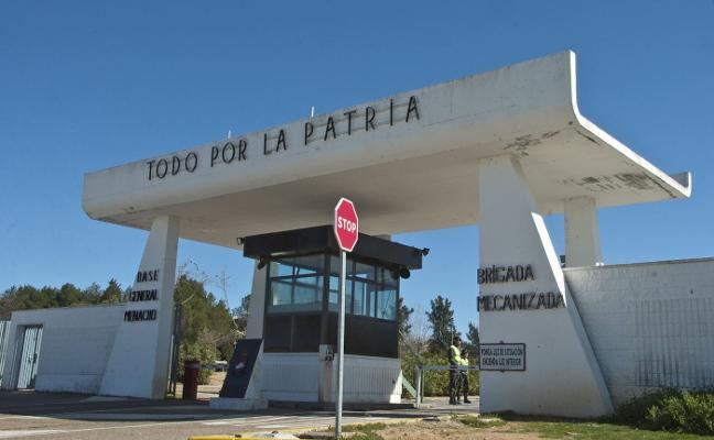 El Supremo confirma el despido de un sargento de la base de Bótoa que dio positivo en cocaína