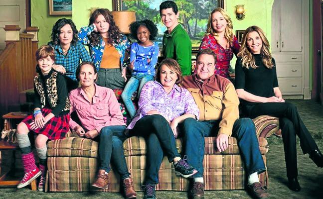 Vuelve 'Roseanne'