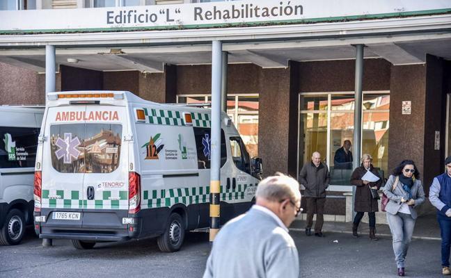 Ambulancias Tenorio denuncia el boicot por parte de la anterior empresa