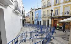 El Ayuntamiento de Badajoz intentará que los pasos de Semana Santa suban a la plaza Alta