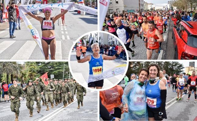 La maratón no conoce límites