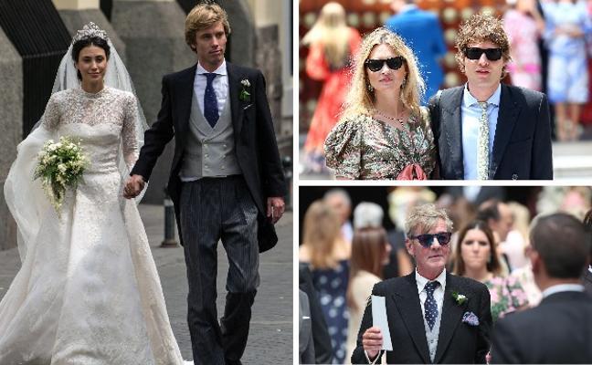 La aristocracia europea se va de boda a Perú