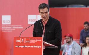 Pedro Sánchez se subirá su sueldo este año un 0,25%