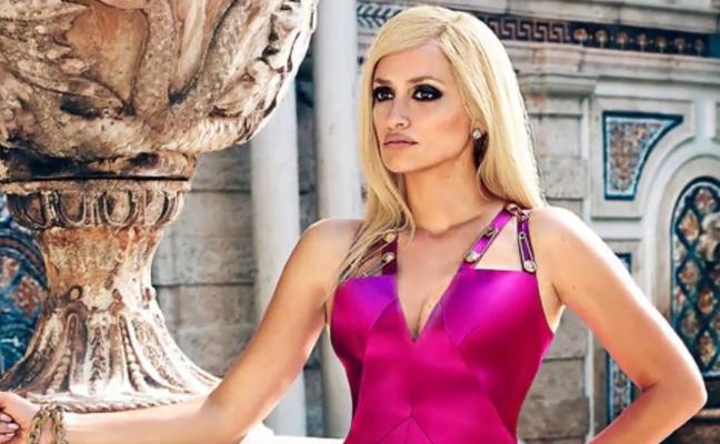 La Donatella Versace de Penélope Cruz triunfa en Antena 3