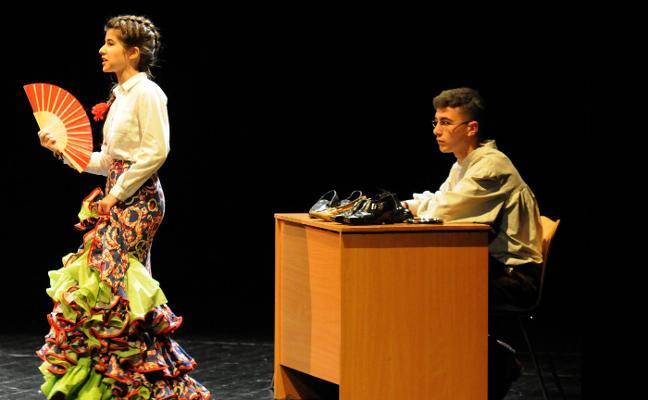 Lorca y Shakespeare abren 'Con letras de oro'