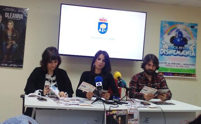 Tres grupos presentarán disco en el programa de primavera de Navalmoral