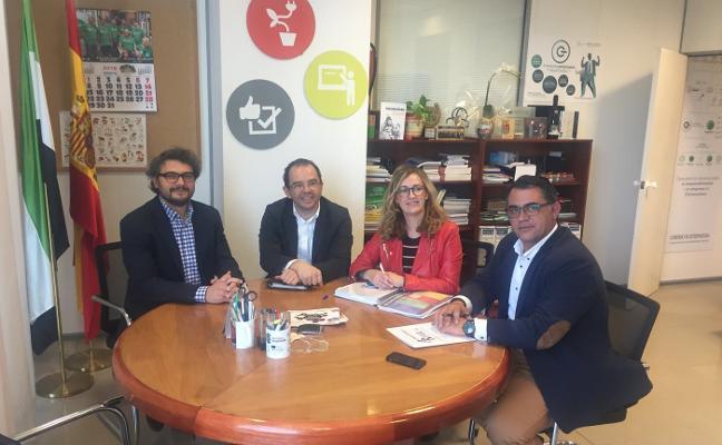 La Asociación de Empresarios de Trujillo inicia una serie de contactos con instituciones públicas