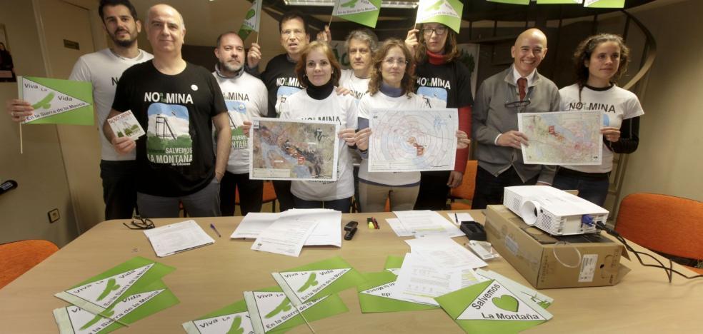 La plataforma contra la mina en Cáceres confía en que la presión social pare el proyecto